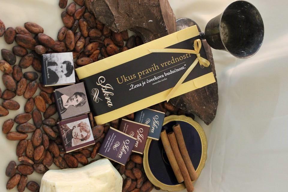 Iskra čokolada ukus pravih vrednosti